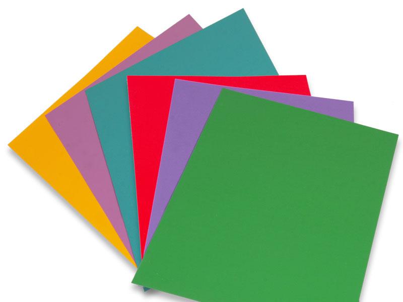 NCS Einzelfarbmuster matt Format A4