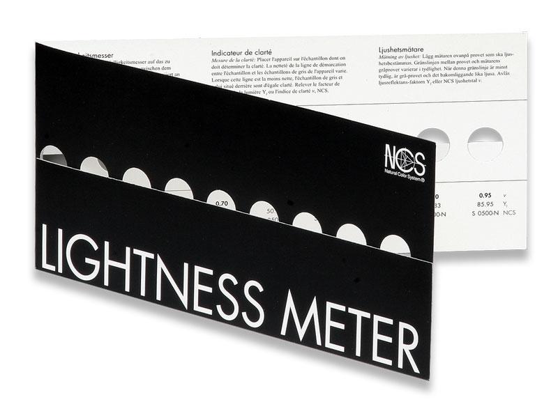 NCS Lightness Meter