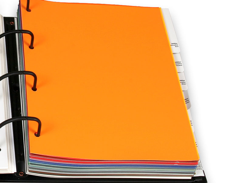 RAL K4 Ring Binder