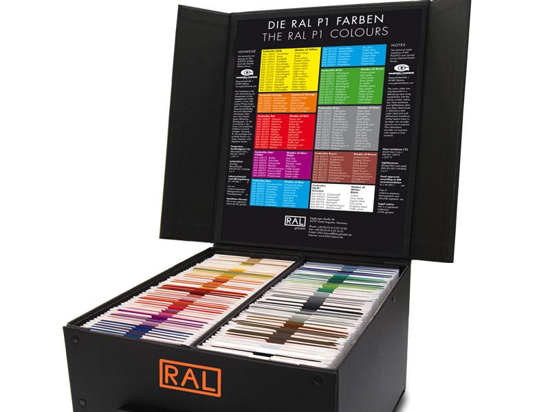 RAL P1 Plastics Standard