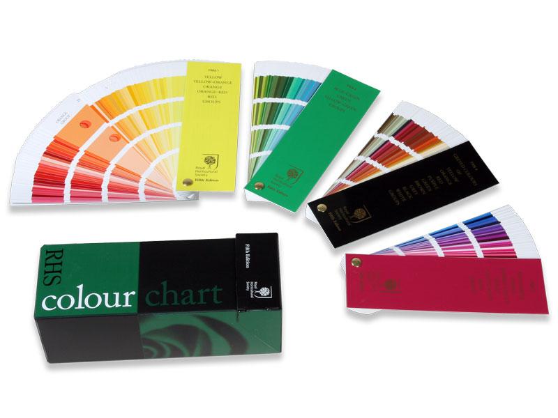 RHS Colour Chart : 2015
