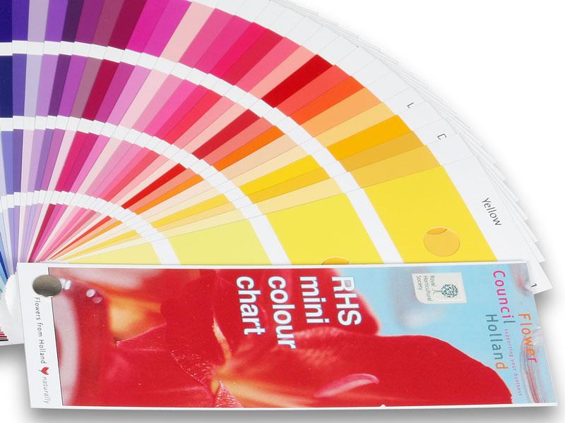 RHS Mini Colour Chart : 2007