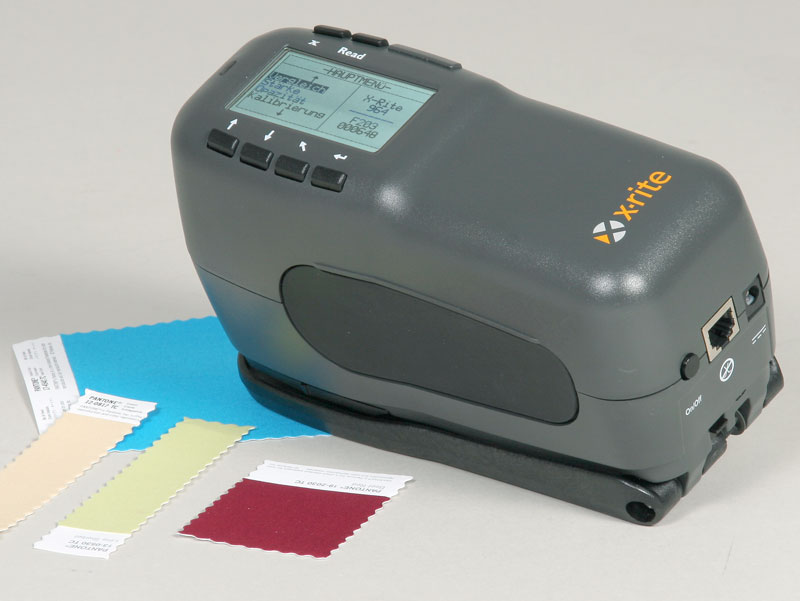 X-Rite 962 Portable Spectrophotometer