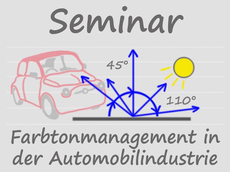 Color Management Automotive