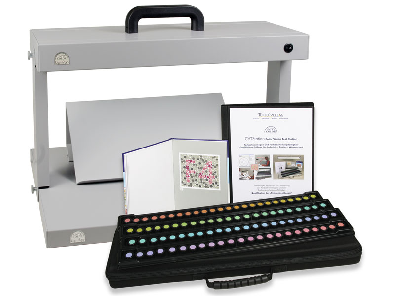 Color Vision Test Station