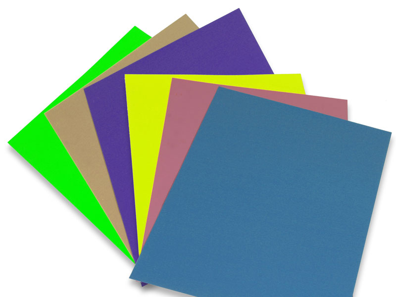 Munsell Single Color Sheets