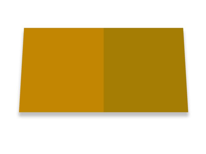 Farbkarte für Kürbis in Dosen