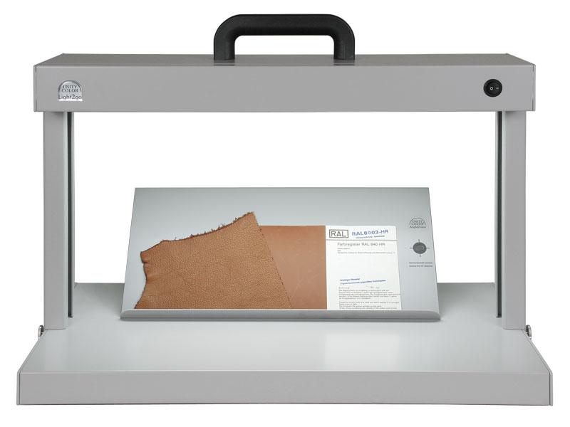 UnityColor Light2go mit Probenständer