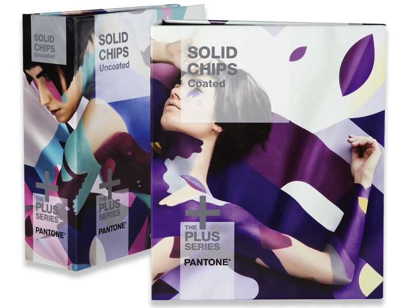 PANTONE Solid Color Chips c&u Ringbuch