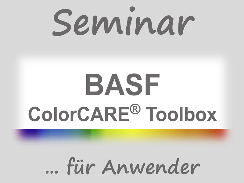 BASF ColorCARE® Toolbox