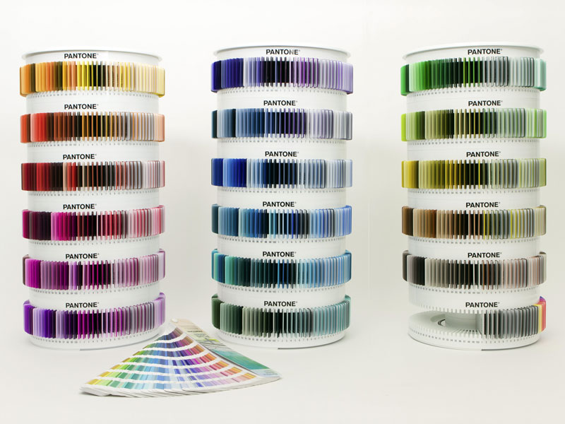 PANTONE Plastic Standard PP Collection
