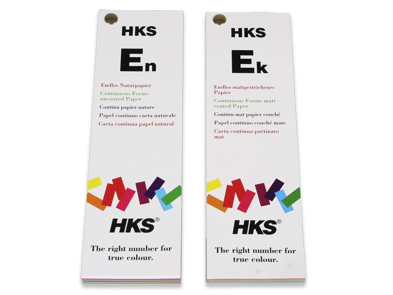 HKS Fanfold Color Fan K/N
