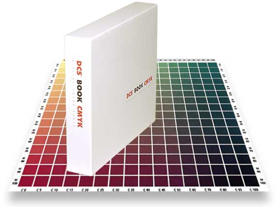 Atlas cmyk for Professionals