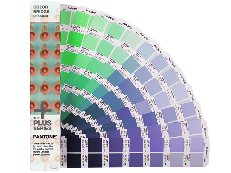 PANTONE ColorBridge u Farbfächer