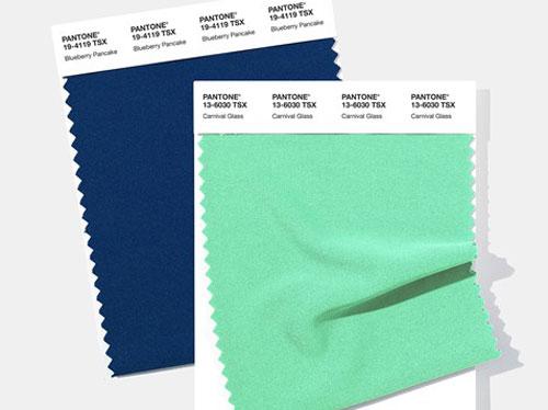 Pantone Swatch Card TSX Einzelfarbmuster