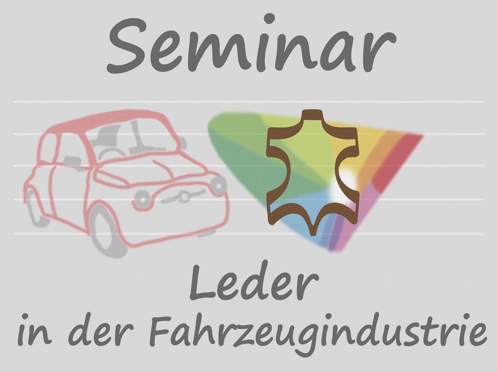 Leder in der Fahrzeugindustrie