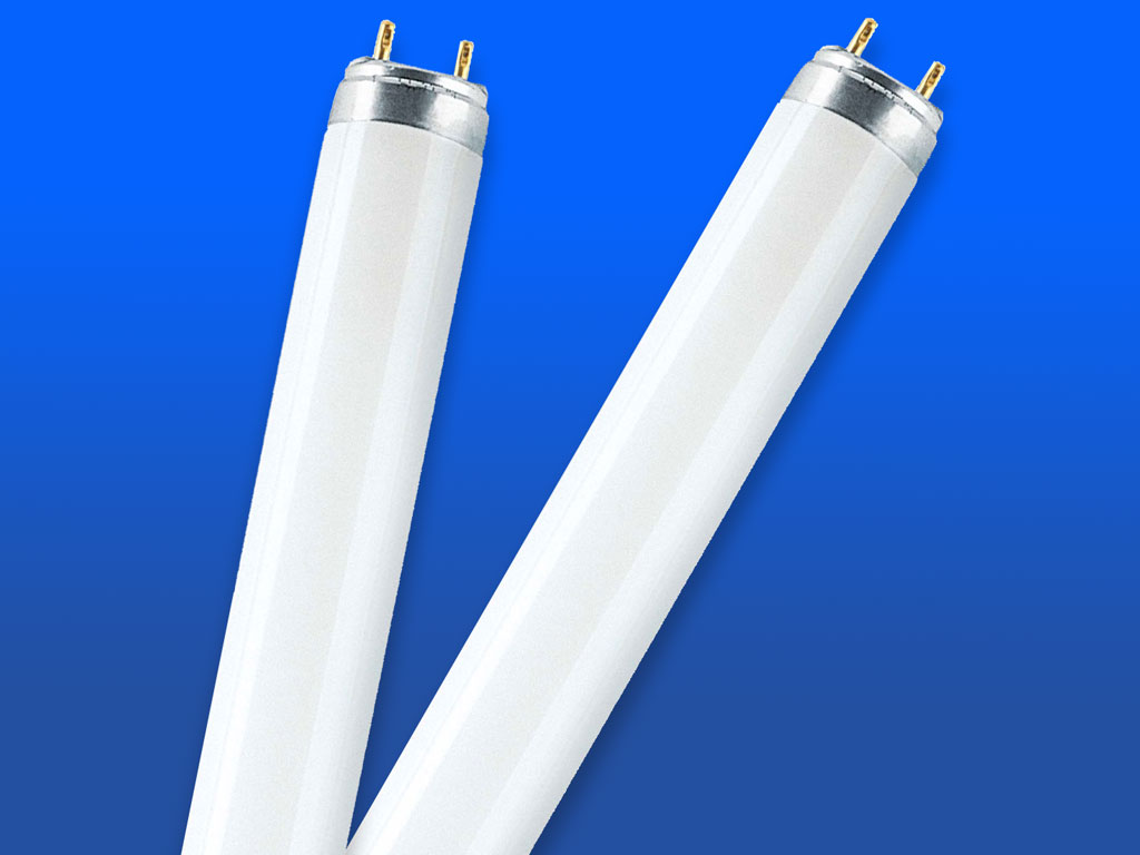 TL84 18 W fluorescent tube