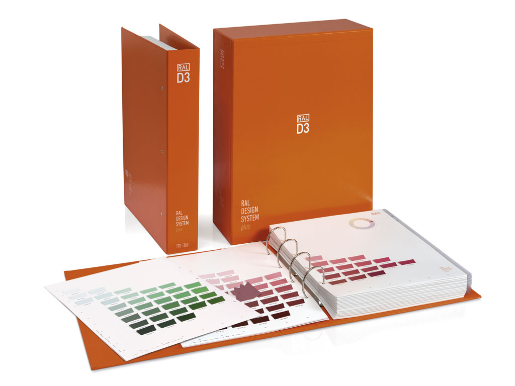 RAL DESIGN D3 Toolbook