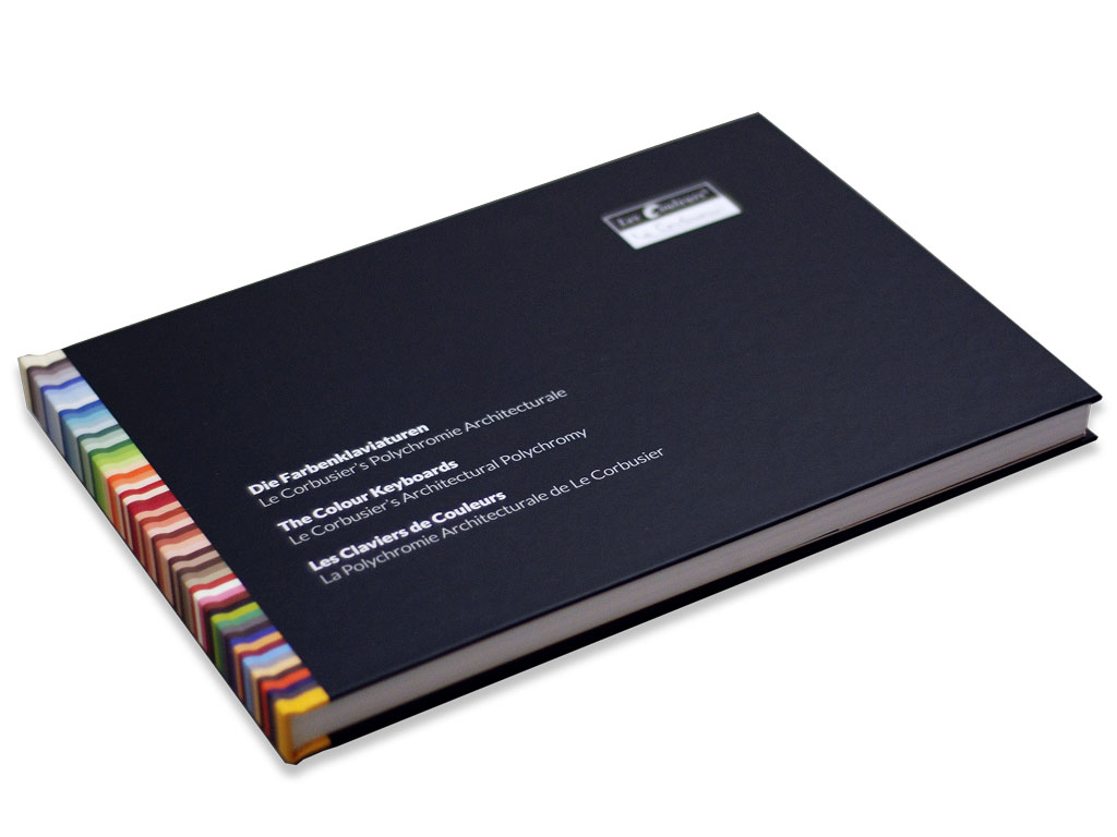 Le Corbusier's Farbenklaviaturen