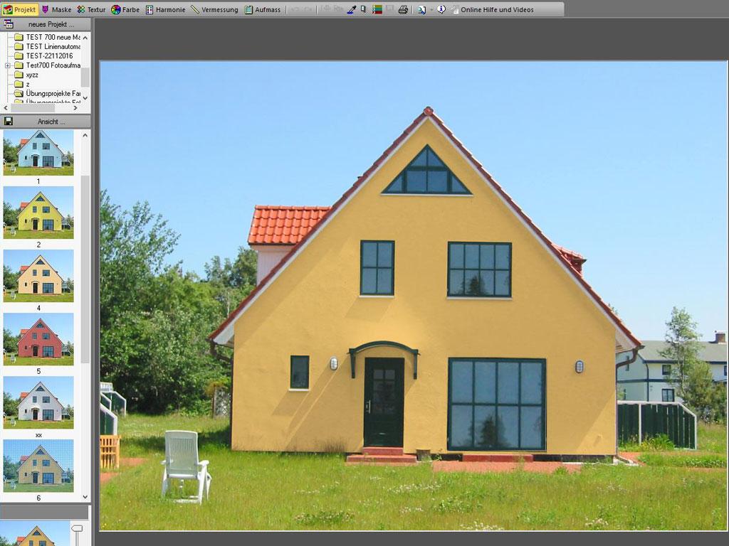 Farbeplus - Software für Farbgestaltung