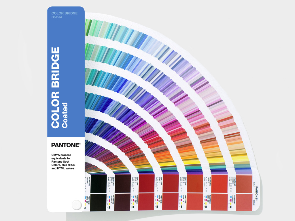 PANTONE ColorBridge coated 2019