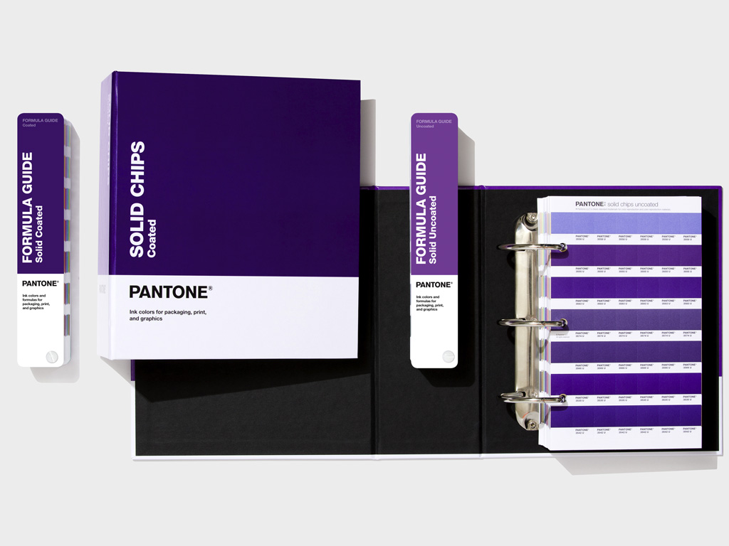PANTONE Solid Color Set c&u