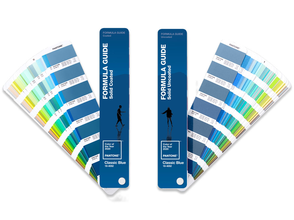PANTONE Formula Guide Color of the Year 2020