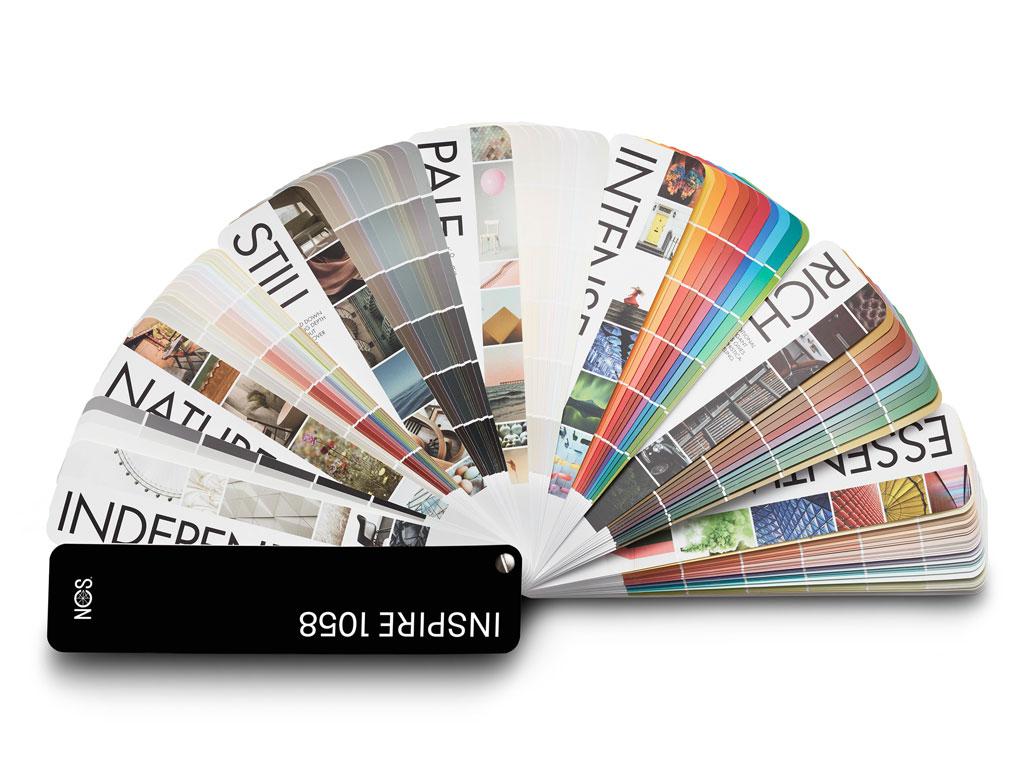 NCS INSPIRE color fan