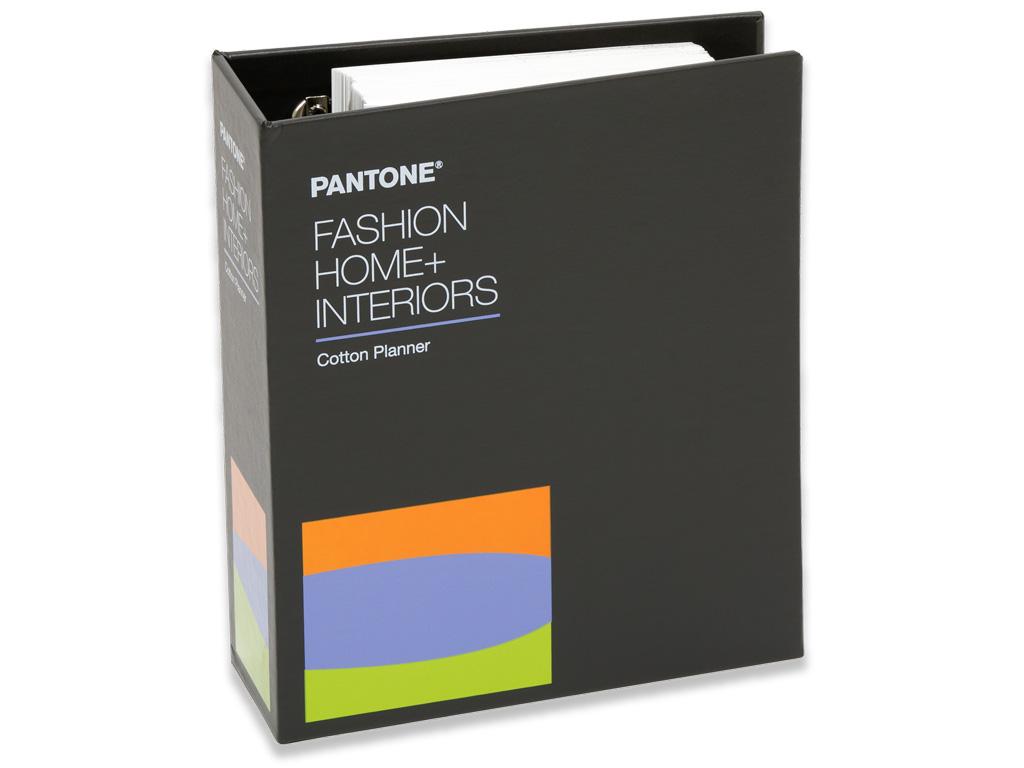 Pantone Cotton Planner Ring Binder