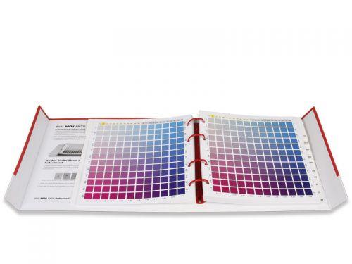 Pildiotsingu cmyk color book tulemus