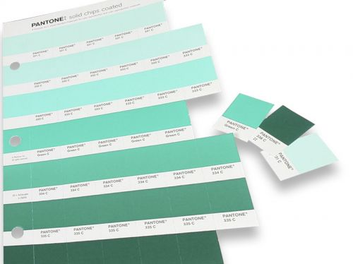 Pantone Solid Color Chips Coated Amp Uncoated Ringbuch