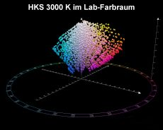 HKS Color Fan 3000+ N/K