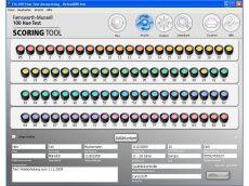 Munsell FM 100-Hue Test