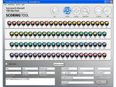 Munsell FM100 Software