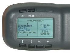 X-Rite Spektralfotometer 964X