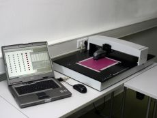 ColorScout A+ XY Measuring Table for Handhelds
