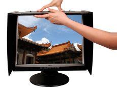 Monitorblendschutz PC-hood