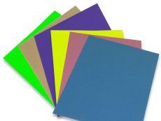 Munsell Einzelfarbmuster Format A4