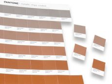 PANTONE Replacement Pages Metallic Chips