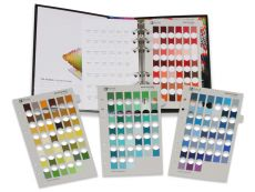 Munsell Bead Color Chart