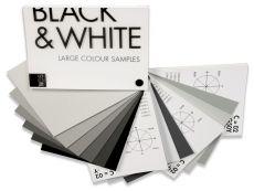 NCS Black & White Colors