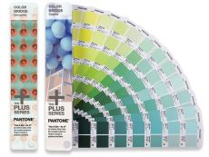 PANTONE Color Bridge c&u Color Fans