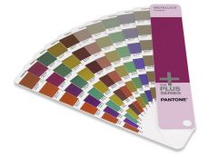 PANTONE Metallics coated Fan Deck