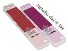 Pantone Metallic Guides Color Fan Set