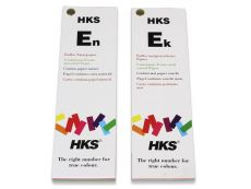 HKS Fanfold Color Fan K/N