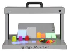 UNITY COLOR Light2go II UVA