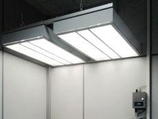Light2match X-II/DT: Lichtarten D65 und TL84