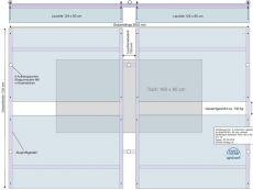 Hanging Framework for Luminaires