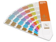 PANTONE Premium Metallics Guide Color Fan