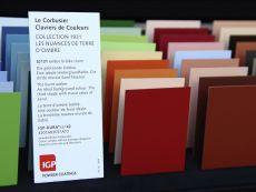 Le Corbusier Farbmusterbox IGP